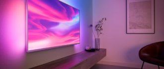 Светодиодная led подсветка в телевизоре