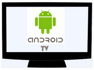 Android TV используется на телевизорах Sony, Philips
