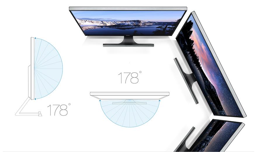 У PLS-экранов нет широких углов обзора