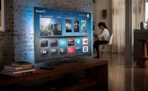 У Смарт ТВ ограниченный функционал