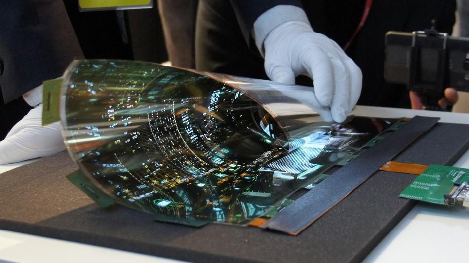 OLED-матрицы со временем выгорают