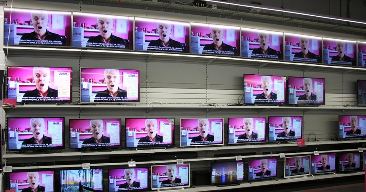 Телевизор Sony будет дороже