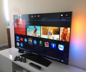 Чтобы с комфортом просматривать контент в формате 4K, понадобится телевизор с диагональю от 50 дюймов
