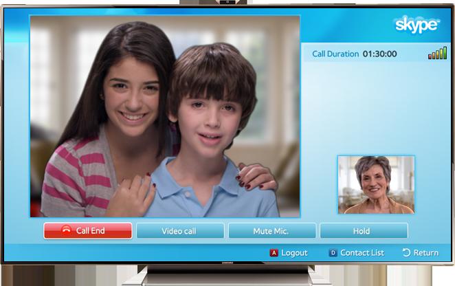 Не все модели с предустановленным Skype оснащены веб-камерой