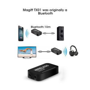 Bluetooth позволяет подключиться к телевизору беспроводную гарнитуру, смартфон