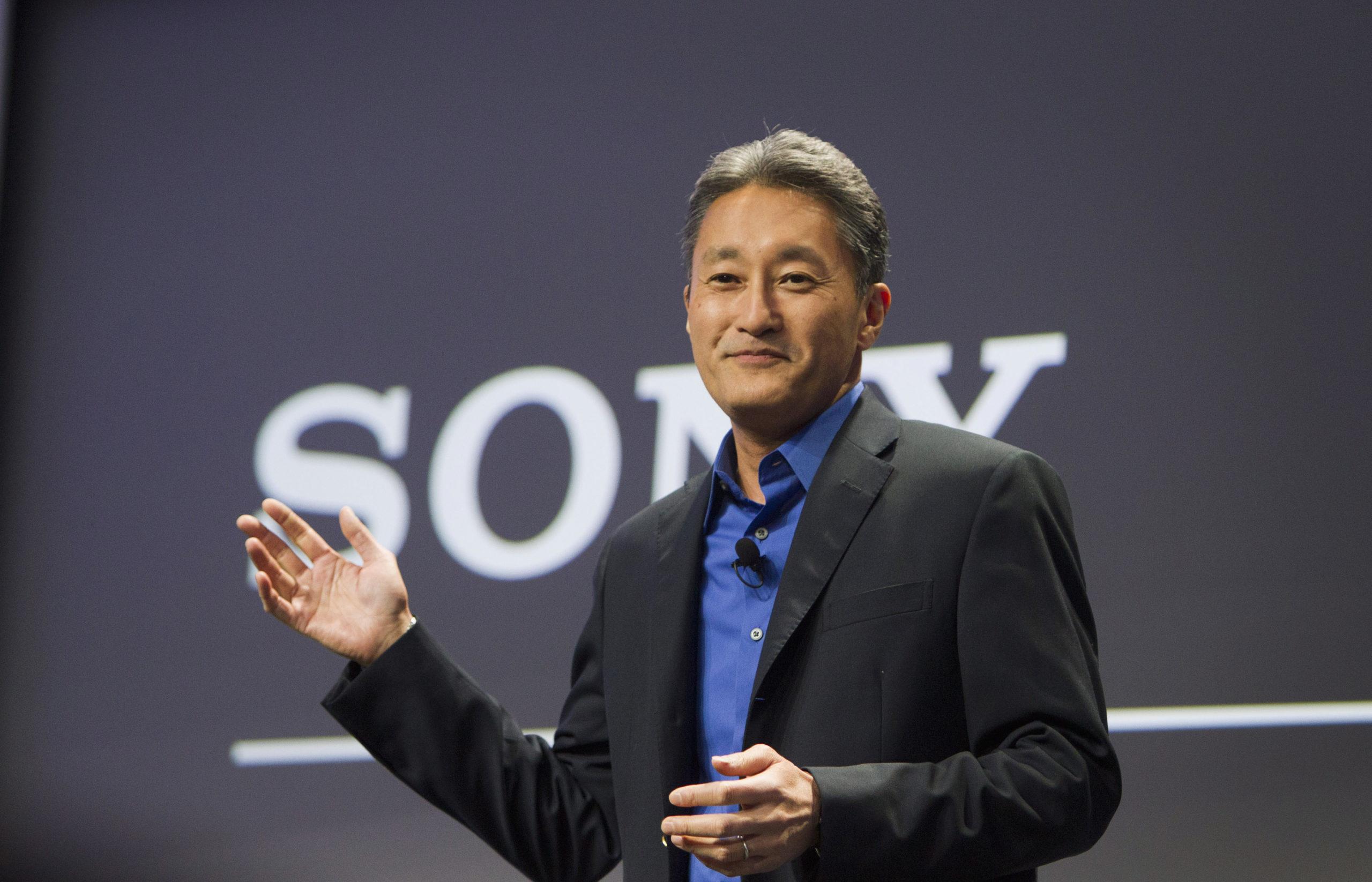 Sony – бренд, родом из Японии