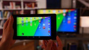 На смартфонах или планшетах технология потребляет минимум энергии