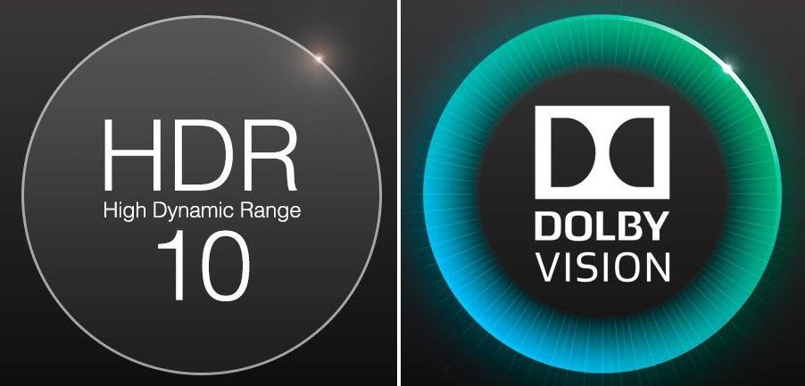 Оба диапазона поддерживают «расширенную цветовую гамму» DCI-P3