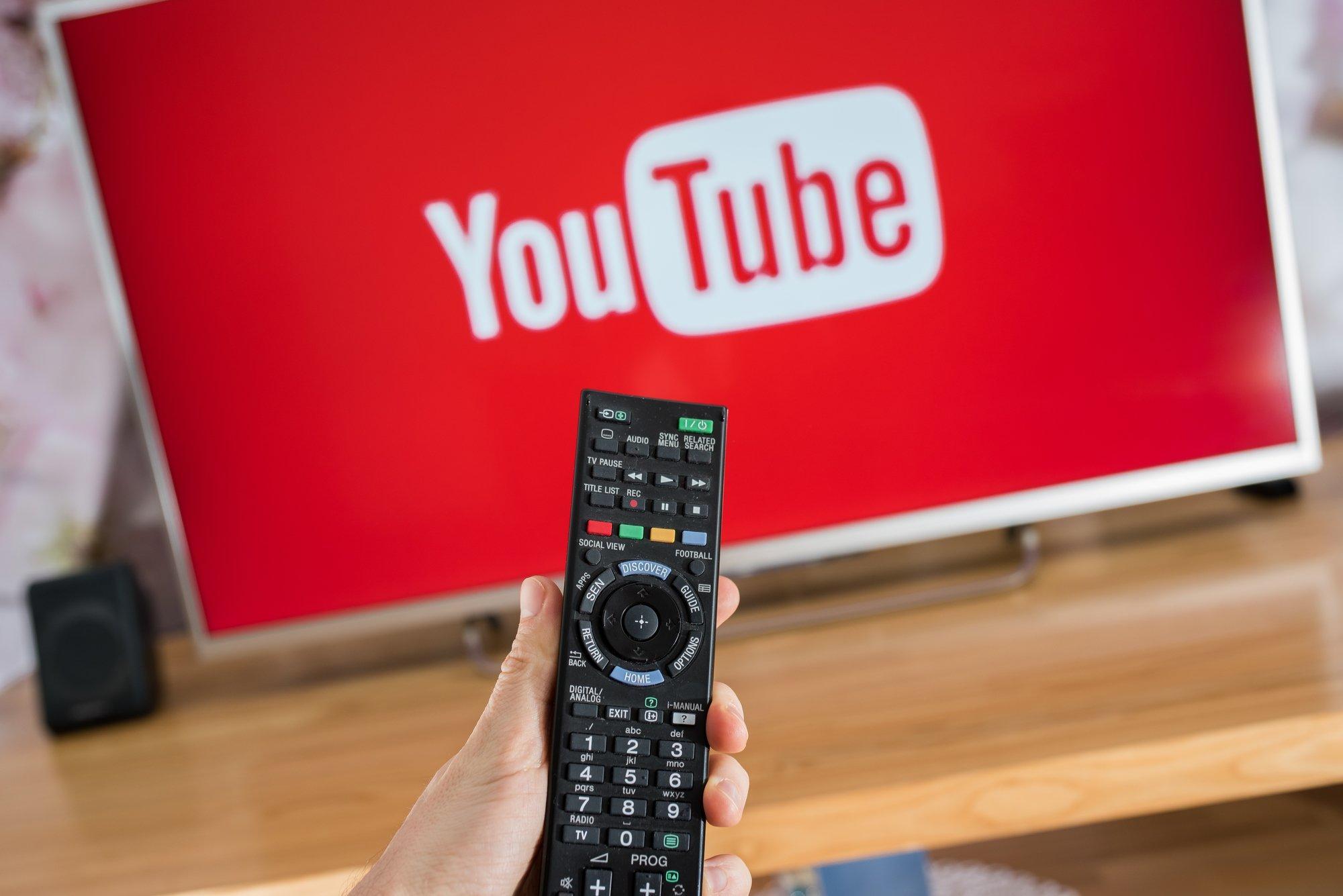 Большинство каналов Youtube бесплатны
