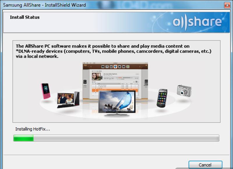 AllShare PC