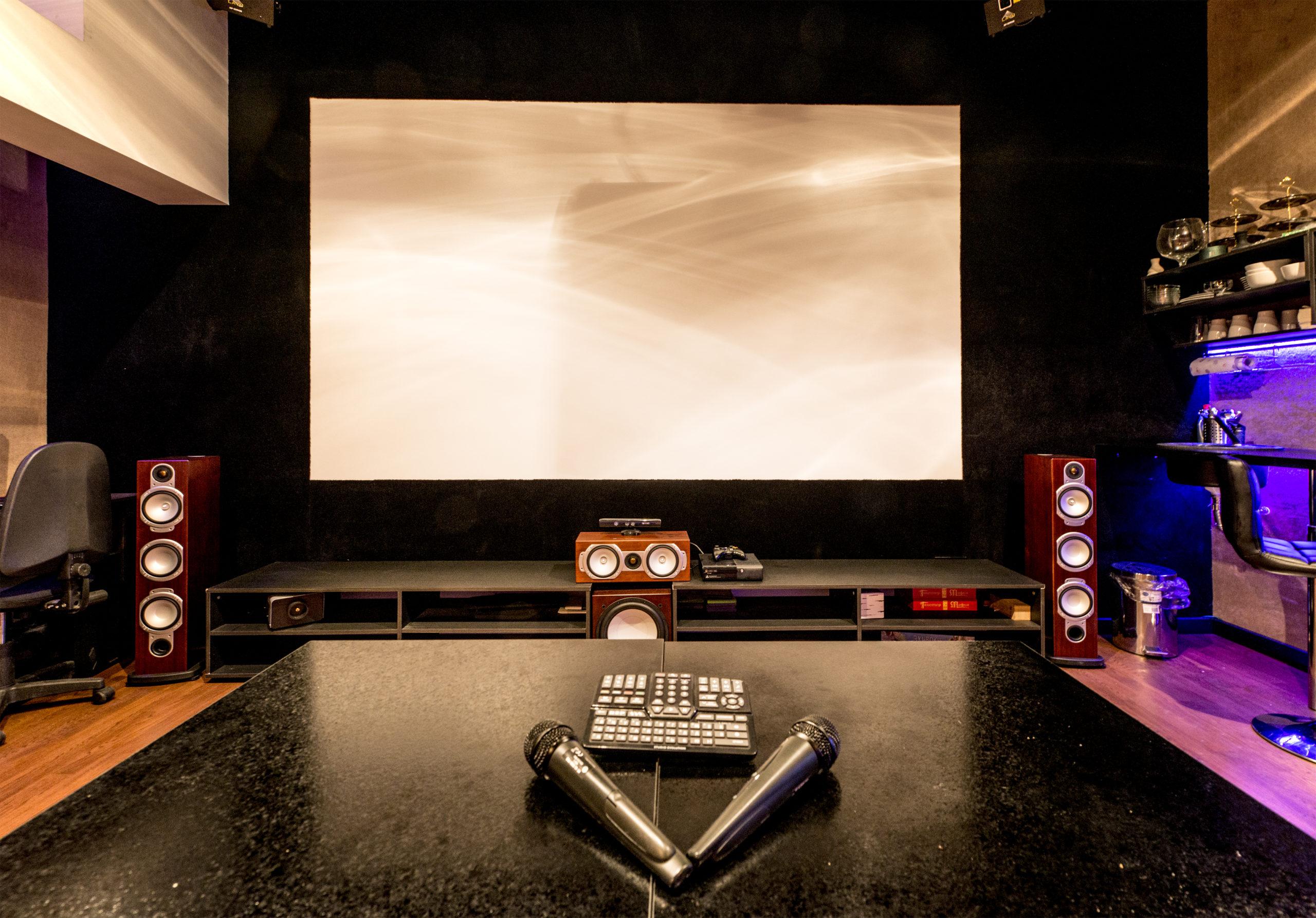 Караоке на телевизоре - как подключить?