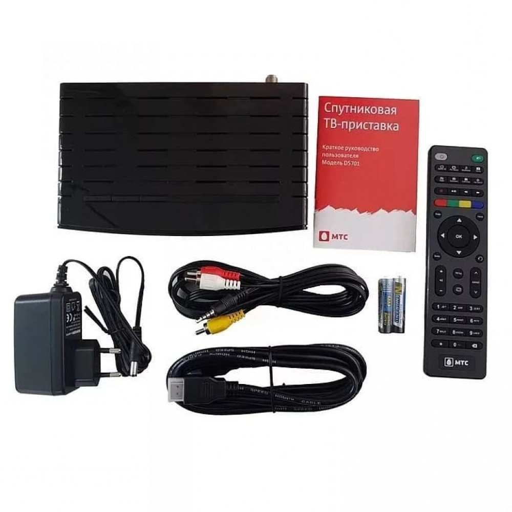 МТС ТВ на телевизоре - как подключить и настроить?