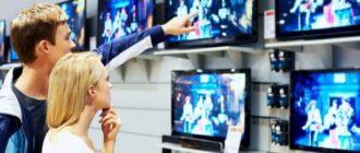 Лучшие телевизоры 22-24 дюйма