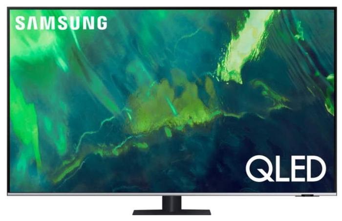 QLED Samsung QE55Q77AAU